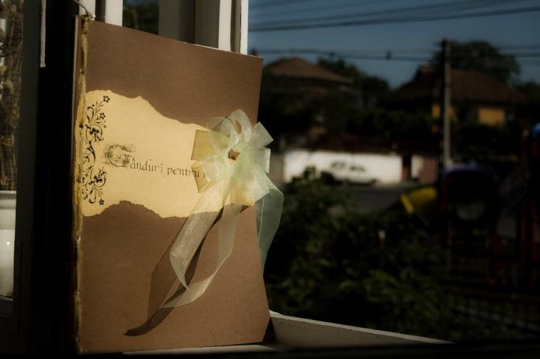 caiet nunta