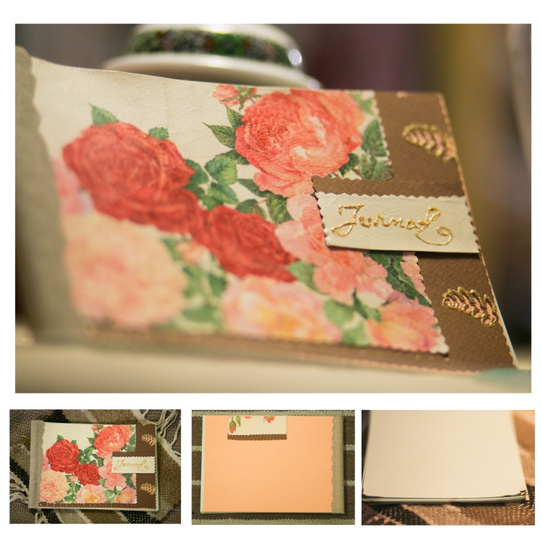 jurnal floral